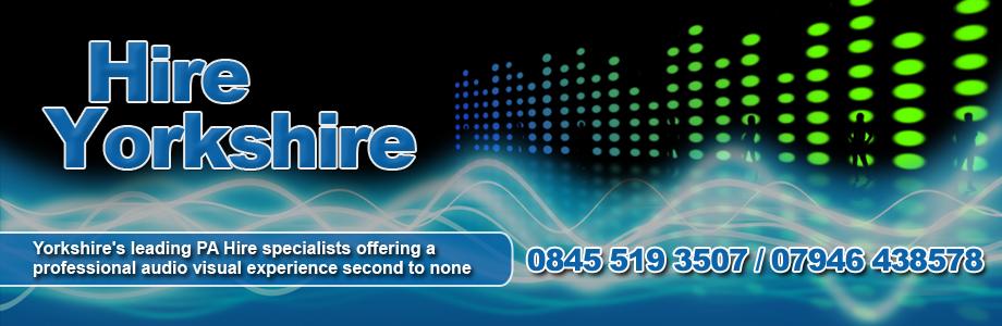 PA Karaoke Hire Yorkshire